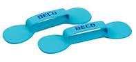 Гантели для аквафитнеса BECO 96044 66 (голубой) BEflex
