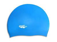 Шапочка для плавания Spurt Solid Color SC12 Light Blue (11-3-036)