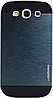 Синий с черн. чехол на Samsung GalaxyS3 (i9300), S3 duos