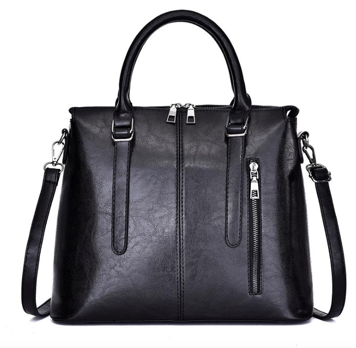 Сумка женская классическая Fashion Trend Черная