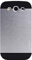 Серебро с черн. чехол на Samsung GalaxyS3 (i9300), S3 duos