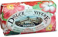 "Мыло ""Венеция"" DOLCE VIVERI ""VENEZIA"" Nesti Dante, 250 гр"