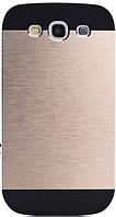 Золото с черн. чехол на Samsung GalaxyS3 (i9300), S3 duos