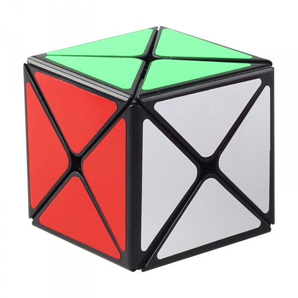 Кубик Рубика Dino Cube чёрный (ShengShou)