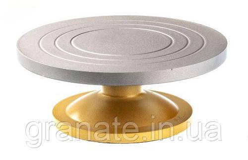 Подставка для торта вращающаяся 300*120 мм