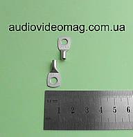 Наконечник кабельный SC 2.5 / 5 мм, медный, луженый, под опрессовку