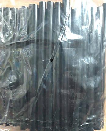 Клей для термо-пистолета ЧЕРНЫЙ d=0.7см L=18см 1кг арт.1219, фото 2