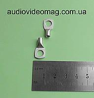 Наконечник кабельный SC 4 / 6 мм, медный, луженый, под опрессовку