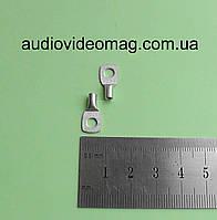 Наконечник кабельный SC 1.5 / 5 мм, медный, луженый, под опрессовку