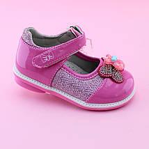 Детские туфли  девочке Розовые бренд TOMM размер 23, фото 2