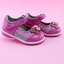 Детские туфли  девочке Розовые бренд TOMM размер 23, фото 3