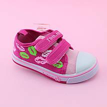 Детские кеды девочке серия обуви для спорта тм Том.м размер 21, фото 3