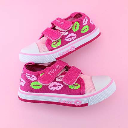 Детские кеды девочке серия обуви для спорта тм Том.м размер 21, фото 2