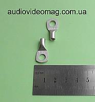 Наконечник кабельный SC 6 / 6 мм, медный, луженый, под опрессовку