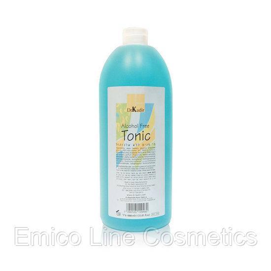Очищающий тоник без спирта /  Alcohol free cleansing tonic dr.Kadir, 1000 мл.