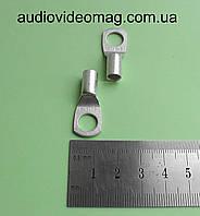 Наконечник кабельный SC 16 / 8 мм, медный, луженый, под опрессовку