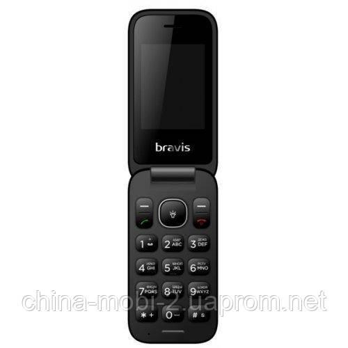 Телефон Bravis F243 Flip