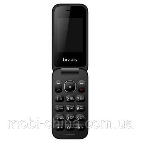 Телефон Bravis F243 Flip, фото 2