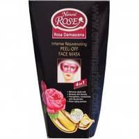 Rose Natural Rose & Bio Argan Маска - плівка для обличчя 4 in 1 АРСИ 100 ml