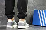 Мужские кроссовки Adidas Iniki (серые), фото 3