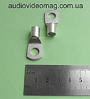 Наконечник кабельный SC 25 / 8 мм, медный, луженый, под опрессовку