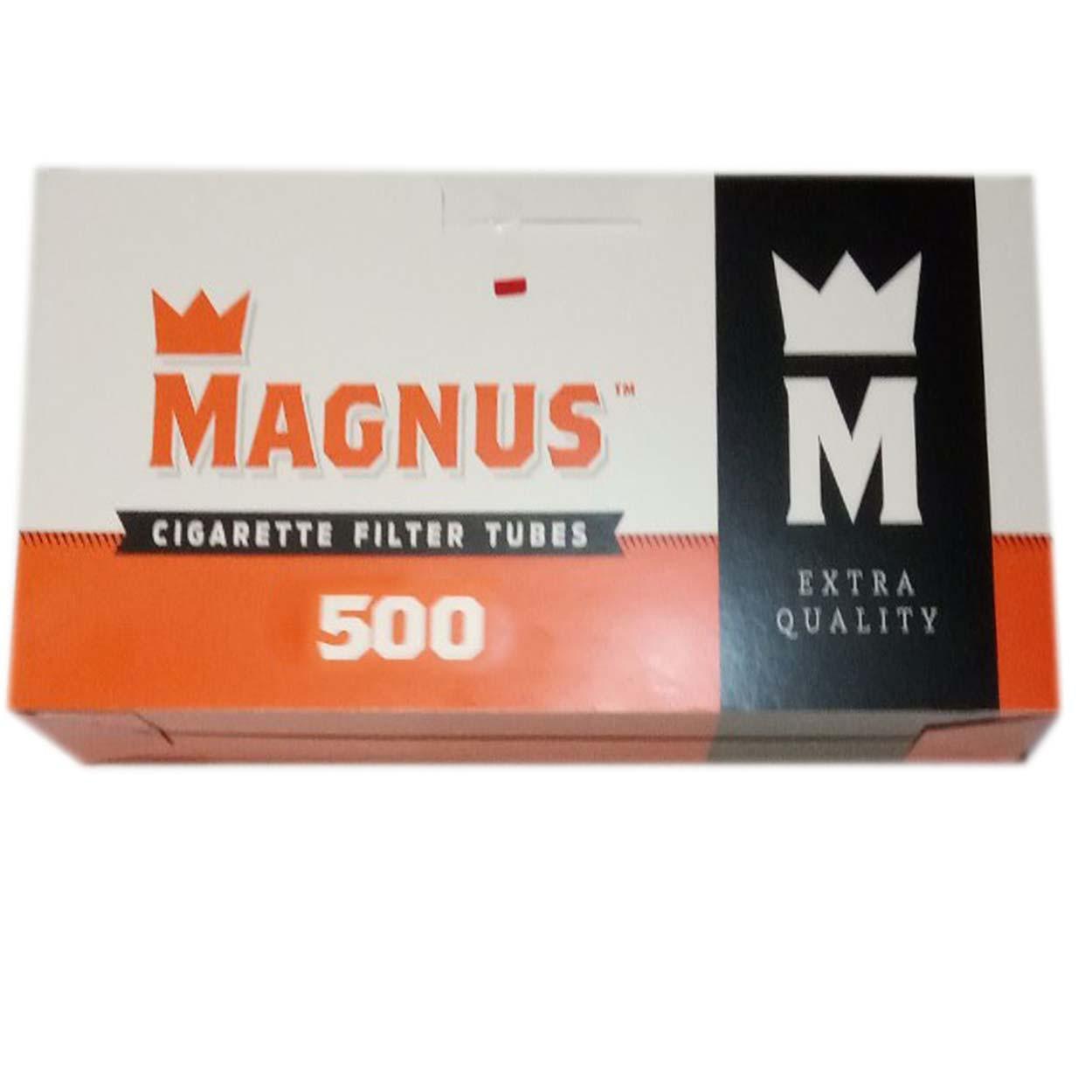 Гильзы для набивки сигарет Magnus 500 штук