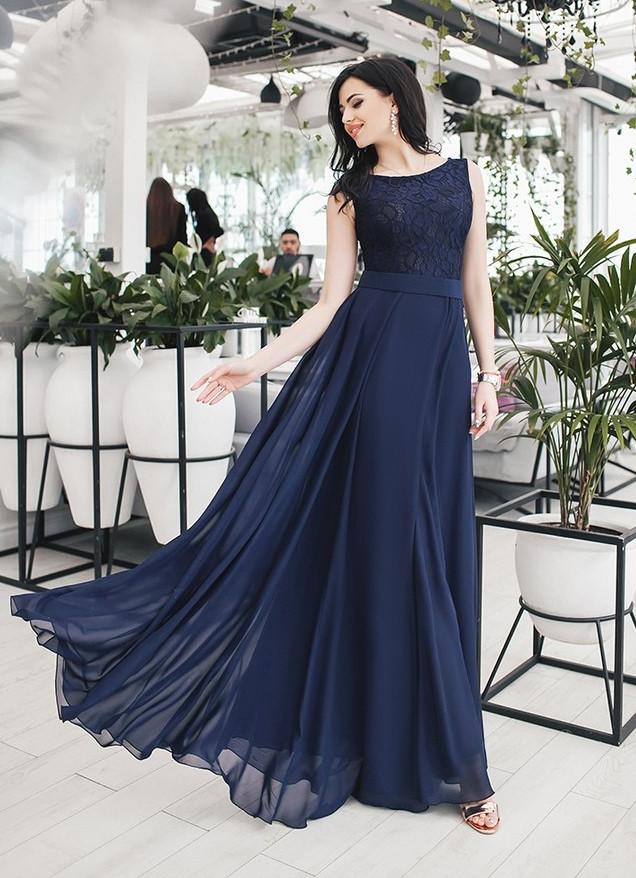 6059f46bdd6 Платье Шифоновое Вечернее IVP-3096 — в Категории