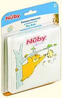 Книжка-малышка з пищалкой 6m+ Nuby (4755)