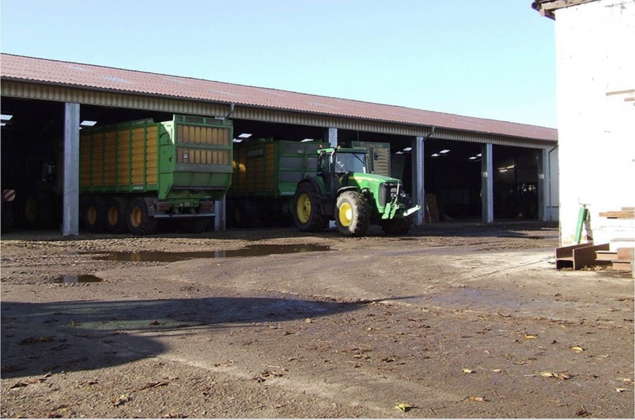 Строительство ангаров.зернохранилищ