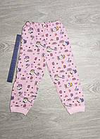 Пижама,пижама для девочек, штаны утепленные,детские штаны