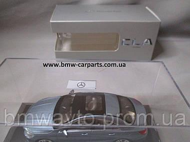 Модель Mercedes-Benz CLA, Scale 1_43, Turquoise, фото 3