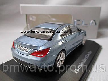 Модель Mercedes-Benz CLA, Scale 1_43, Turquoise, фото 2