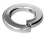 Шайба пружинная(гровер) из нержавеющей стали А2 DIN 7980