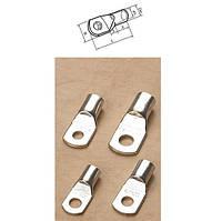 Кабельный наконечник для кабеля неизолированный 25мм.кв., ∅6,5мм.