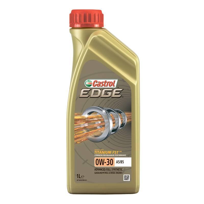Castrol EDGE 0W-30 A5/B5 1л