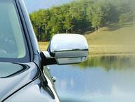 Накладки на зеркала Volkswagen Touareg (2002-2008)