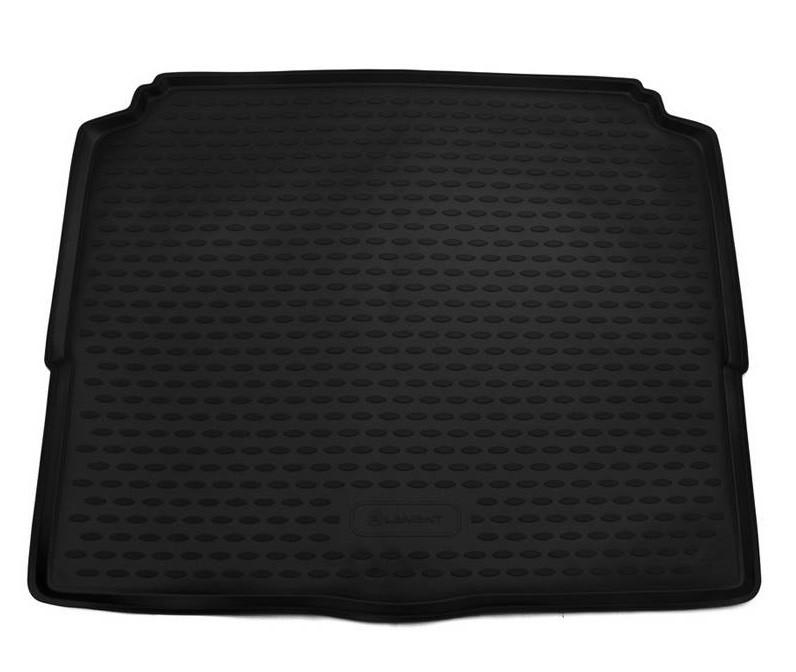 Коврик в багажник (полиуретан) для Peugeot 3008 (2017-2019)