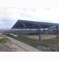 Строительство,ремонт и реконструкция ферм КРС,свиноферм.пром строений