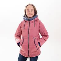 Куртка-жилет для девочки «Фани», фото 1