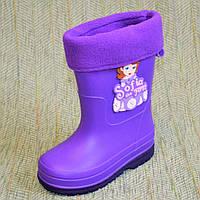 Гумові чоботи в категории резиновые сапоги детские и подростковые в ... d151d025ddcea