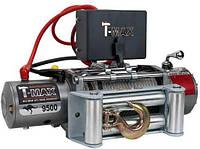 Лебедка T-max EW-9500 OFF-ROAD Improved 12v электрическая