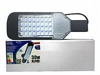 Светильник светодиодный уличный Ledex SL 30W 6000K (LX-101299)