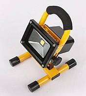 Прожектор LED на аккумуляторе 10W