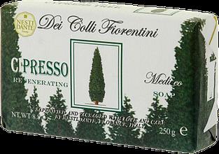 """Мыло """"Кипарис"""" Dei Colli Fiorentini """"Cypress"""" Nesti Dante, 250 гр"""