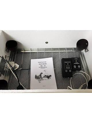Інкубатор автоматичний Квочка на 54 яйця (n56a), фото 2