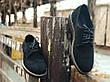 Мужские натуральные кожаные броги\туфли Onyx Suede, фото 5