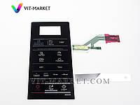 Оригинал. Сенсорная панель управления для СВЧ печи Samsung ME83DR код DE34-00355M