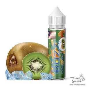 Жидкость для Электронных Сигарет The Buzz Crispy kiwi, 0 мг