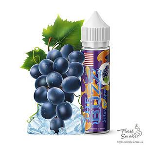 Жидкость для Электронных Сигарет The Buzz Juicy Grapes, 0 мг