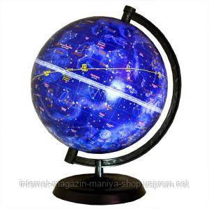 Глобус Д220 Звездное небо